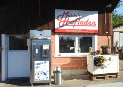 Frischmilch Automat